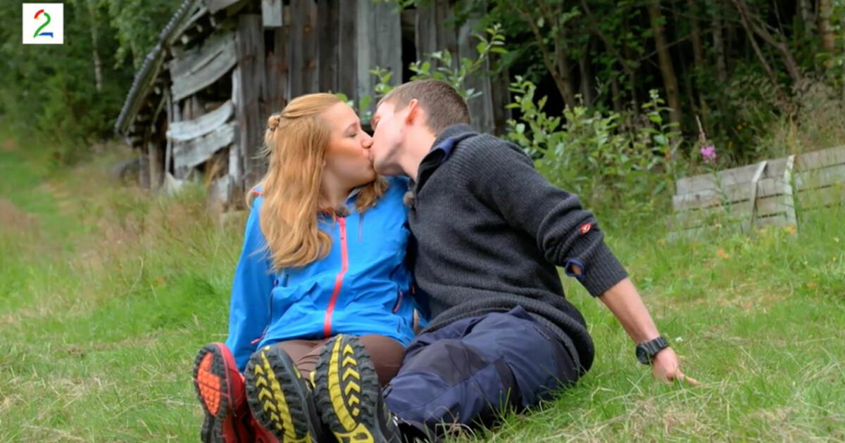 Oppdaterte råd første kyss gutt