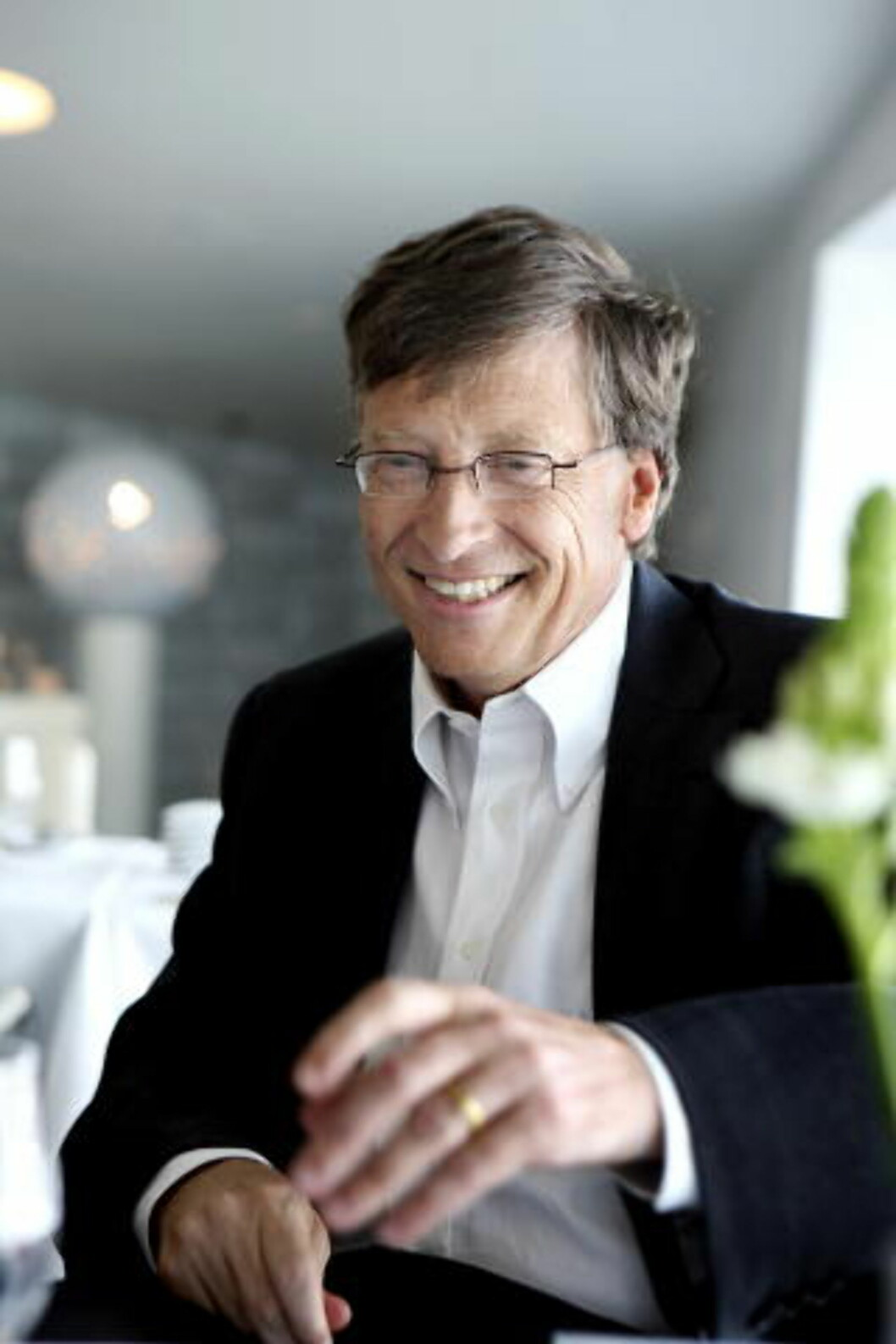 <strong>RIK:</strong> William Henry «Bill» Gates III er rik, men taper terreng til meksikaneren Carlos Slim Helu. Foto: Mette Randem/Dagbladet