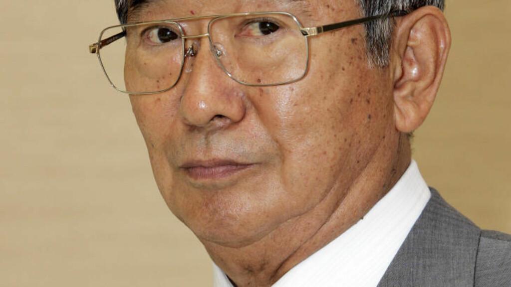 EGOISTISK BEGJÆR: Tokyos guvernør uttalte seg på pressekonferanse. Foto: Scanpix/Toshifumi Kitamura