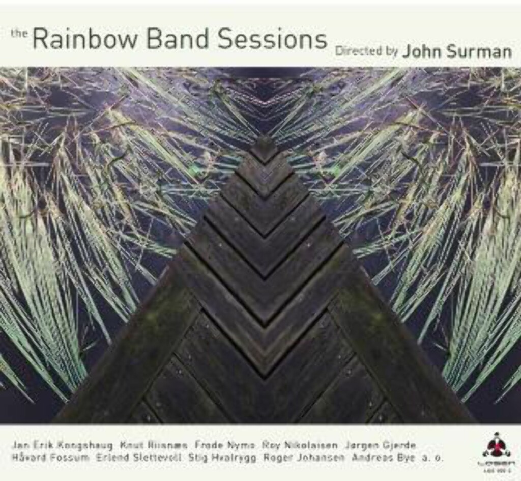 THE RAINBOW BAND: Sprudlende og swingende ensemblesessions.