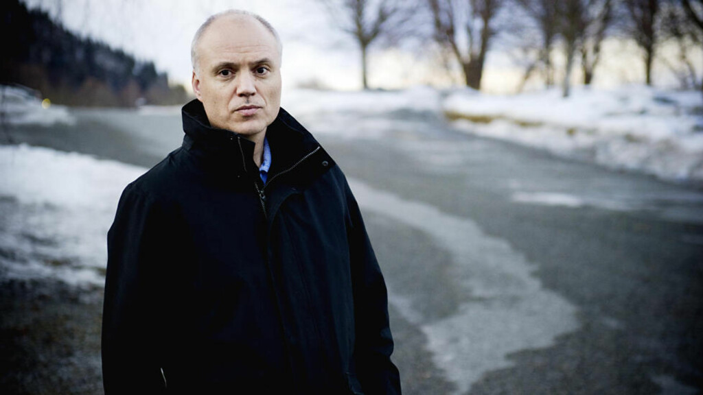 SKJERPER REGLENE: Høyres generalsekretær Lars Arne Ryssdal forteller om flere sexsaker i partiet. I kjølvannet av Birkedal-saken skjerper Høyre de etiske retningslinjene. Foto: Øistein Norum Monsen/DAGBLADET
