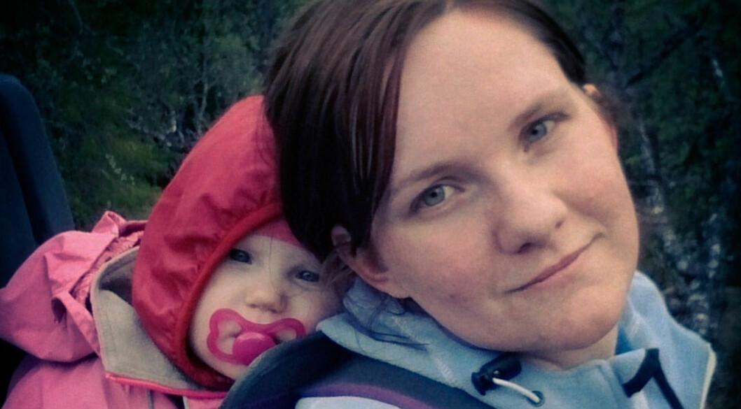 <b>OPPFORDRER FORELDRE TIL Å TA ANSVAR! </b>Marie mener foreldre som ikke gir sine friske barn vaksine utsetter alle andre for risiko. Foto: privat
