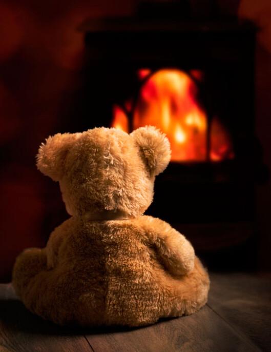 FACINERENDE OG FARLIG: Her behøves det barnesikring! Foto: Shutterstock ©