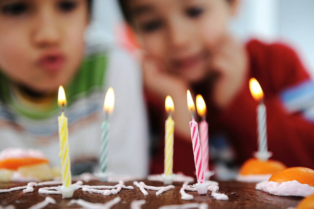 BARNEBURSDAG: – Det viste seg at alle untatt min sønn var invitert, forteller moren. Foto: Shutterstock