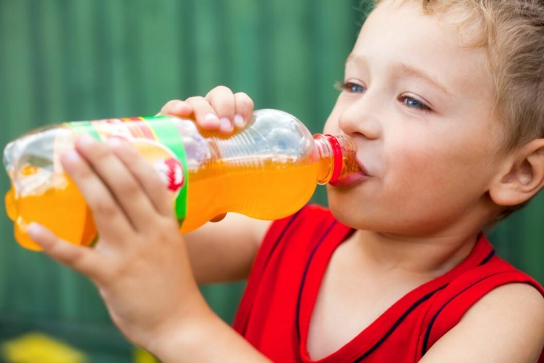 <b>LIGHTPRODUKTER:</b>  Farlig for barn, eller bare en myte? Foto: Shutterstock