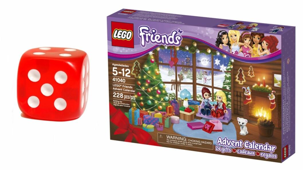 LEGO FRIENDS: Et godt kjøp til alle som elsker denne typen Lego. Foto: Produsenten