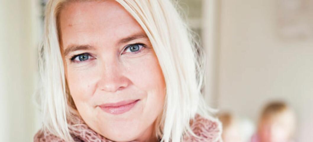 Familieterapeut Tone Bråten: Veileder og terapeut innenfor ufrivillig barnløshet. Foto: Christian Berset