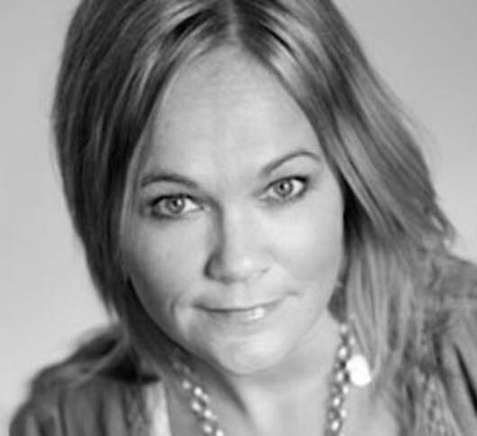 GREI MOTSATS: Jordmor Kristina Jacobsen mener tv-programmer om fødsler ofte har en ensidig vinkling. Foto: Privat
