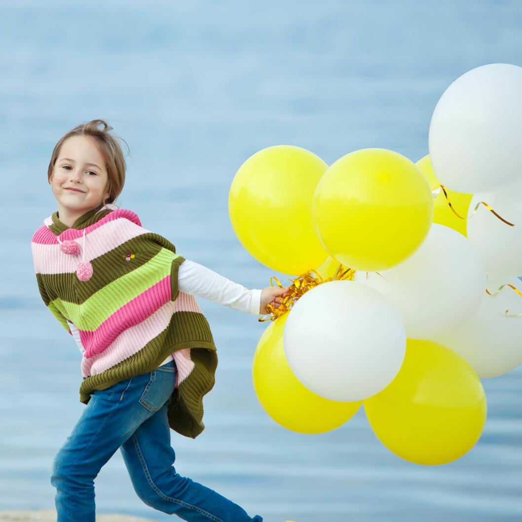 """Har du en åtteåring - ja, da har du en """"tweens"""" Foto: Shutterstock.com ©"""