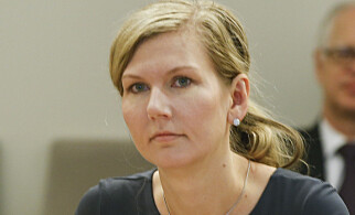 Marianne Marthinsen er leder av finanskomiteen (Ap). Foto: Terje Pedersen / NTB scanpix