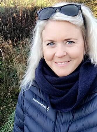 INITIATIVTAKER: Stine Gudmestad Jensens forslag om klassegave har blitt svært godt mottatt av de andre foreldrene i klassen. Foto: Privat