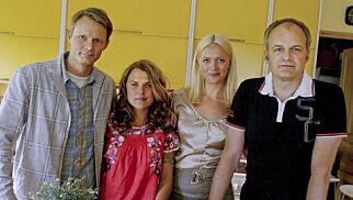 image: «Solsidan»-stjerna forlot Sverige og startet et helt nytt liv