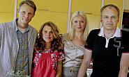 «Solsidan»-stjernen forlot Sverige og startet et helt nytt liv