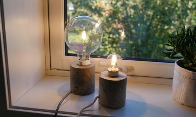 Ungdommelig Hvordan lage din egen lampe - Gi stuen et rustikk uttrykk med din EF-19