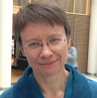 <strong>UENIG:</strong> Fødselslege Anne Helbig utelukker ikke at stress kan ha en effekt, men sier at det er mange andre faktorer som også spiller inn. Foto: Privat