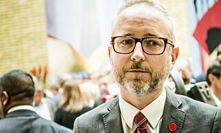 VIL HA MER ÅPENHET: Stortingsrepresentant Bård Vegar Solhjell (SV).  Foto: Christian Roth Christensen / Dagbladet