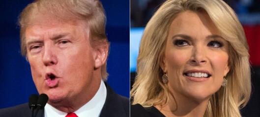 Donald Trump har alltid vært en drittsekk mot kvinner