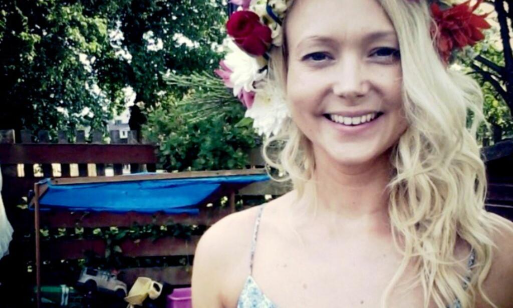 DREPT: Anna Kristin Gillebo Backlund ble drept på Små Enheter.