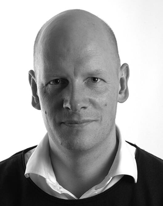 FORSKER PÅ TRENING OG MENTAL HELSE: Psykolog Anders Hovland ved Universitetet i Bergen. Foto: Privat