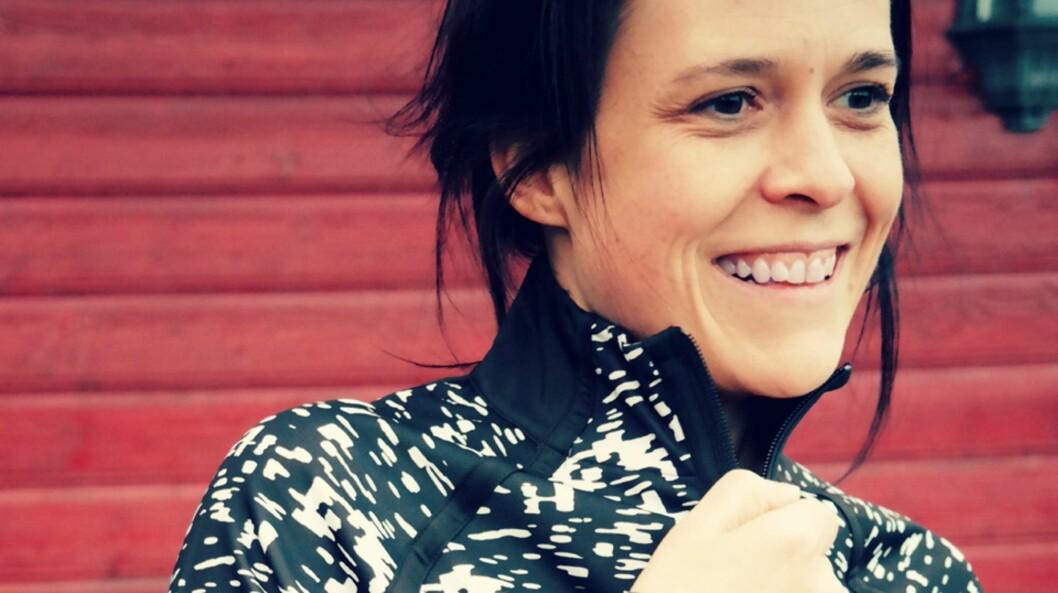 <b>SLET MED DEPRESJON:</b> Hilde har på bare tre år gjort enorme forandringer i livet sitt. Foto: Privat