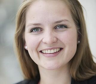 Ingrid Aune, ordfører i Malvik kommune