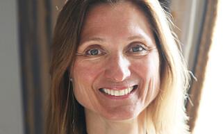 SLOTTET: Kommunikasjonssjef Marianne Hagen. Foto: NTB Scanpix