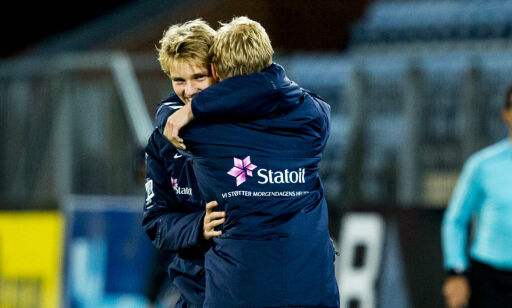 image: Nye Norge i Europa-toppen. Nå tar Dæhli og U21-gutta et oppgjør med kritikerne:- Vi mangler ikke fysikk