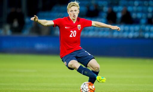 ENDELIG TILBAKE: Mats Møller Dæhli viste glimt av kvalitetene som gjorde ham til Norges heteste spiller for noen år siden. Foto: Vegard Wivestad Grøtt / NTB scanpix