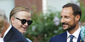 Kronprinsen: - Vi valgte å gå ut og støtte Juliane
