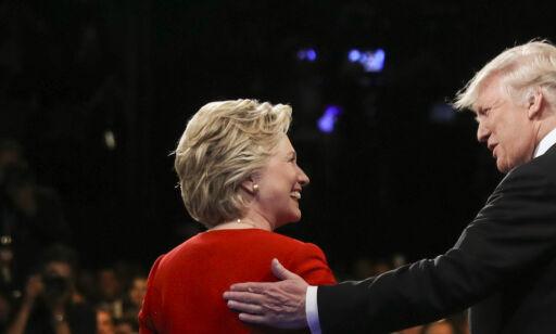 image: Tror debatten søndag kan bli en «massakre» for Trump. - Mye mer uforutsigbart enn forrige gang