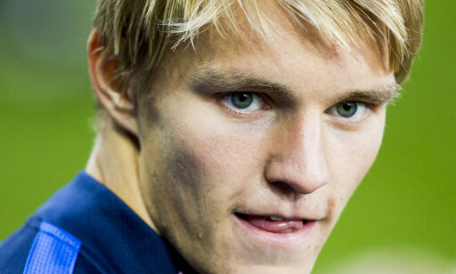 image: Denne legendariske rekorden vil ikke Ødegaard ha