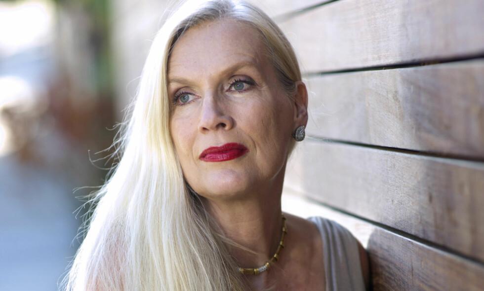 RASER: TV-profil Gunilla Persson mener det var personlige grunner til at hun i fjor ble mistenkt for bedrageri. Foto: NTB scanpix