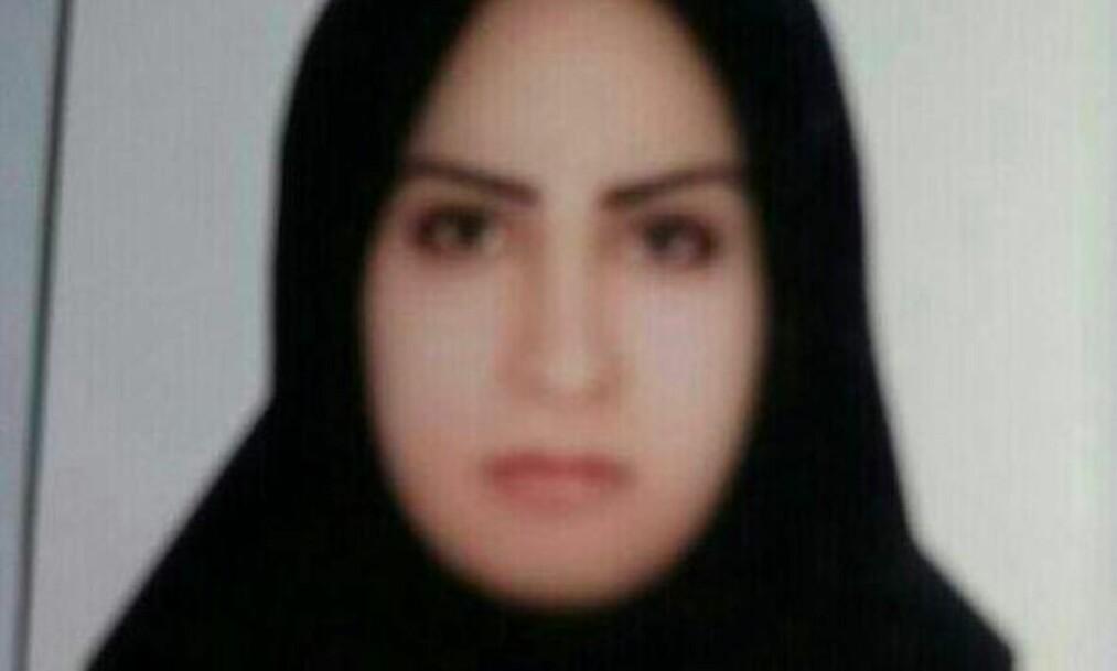 <strong>GIFT SOM 15-ÅRING:</strong> Iranske Zeinab Sekaanvand ble gift som 15-åring. Da hun var 17 tilsto hun drapet på sin egen mann. Tilståelsen ble senere trukket. Foto: Human Rights Watch