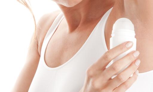 STORE FORSKJELLER PÅ DEODORANT-PRISER: Billigste Vichy-deodorant koster 67 kroner og dyreste 159. Det er en prisforskjell på 137 prosent. Foto: Christo / Shutterstock / NTB scanpix