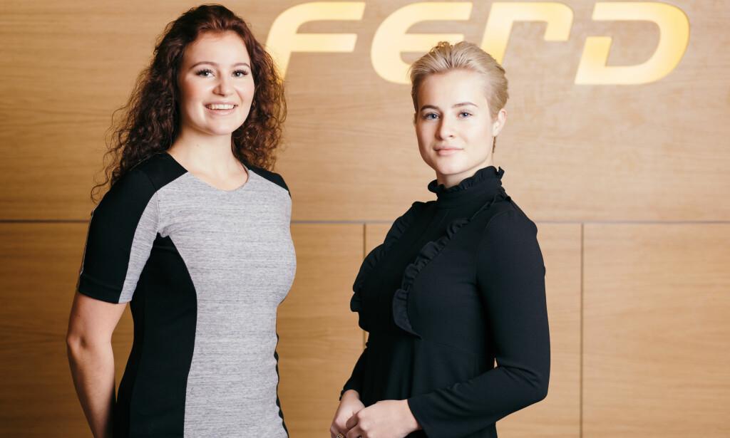 ANSVAR: Både Alexandra og Katharina Andresen har tidligere uttalt at de føler et ansvar knyttet til milliardarven. Foto: Frédéric Boudin / Ferd