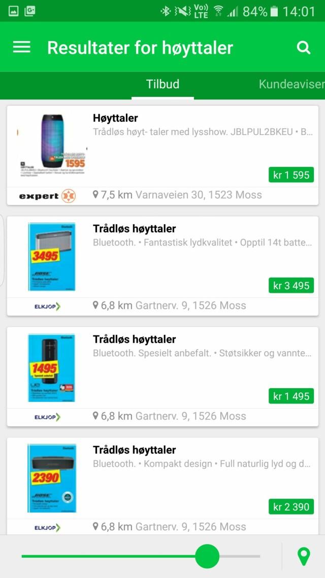 3cba96ef Shopgun gir deg tilbudsavisene på mobilen - Lar deg søke etter ...