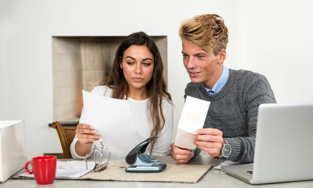 """GJELDSGRADEN ØKER: De unge skylder både mer penger enn tidligere, og har flere betalingsanmerkninger å stri med. Totalbeløpet på anmerkningene blant denne gruppen er på 842 millioner kroner – en økning på 16,5 prosent fra i fjor.  Foto: NTB/Scanpix<span style=""""background-color: initial;"""">&nbsp;</span>"""