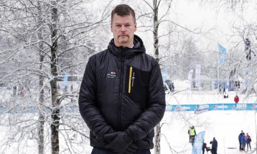 KLAR TALE: Expressens kommentator Tomas Pettersson vil ikke se gullkandidat Natalja Matvejeva i VM. Foto: NTB Scanpix