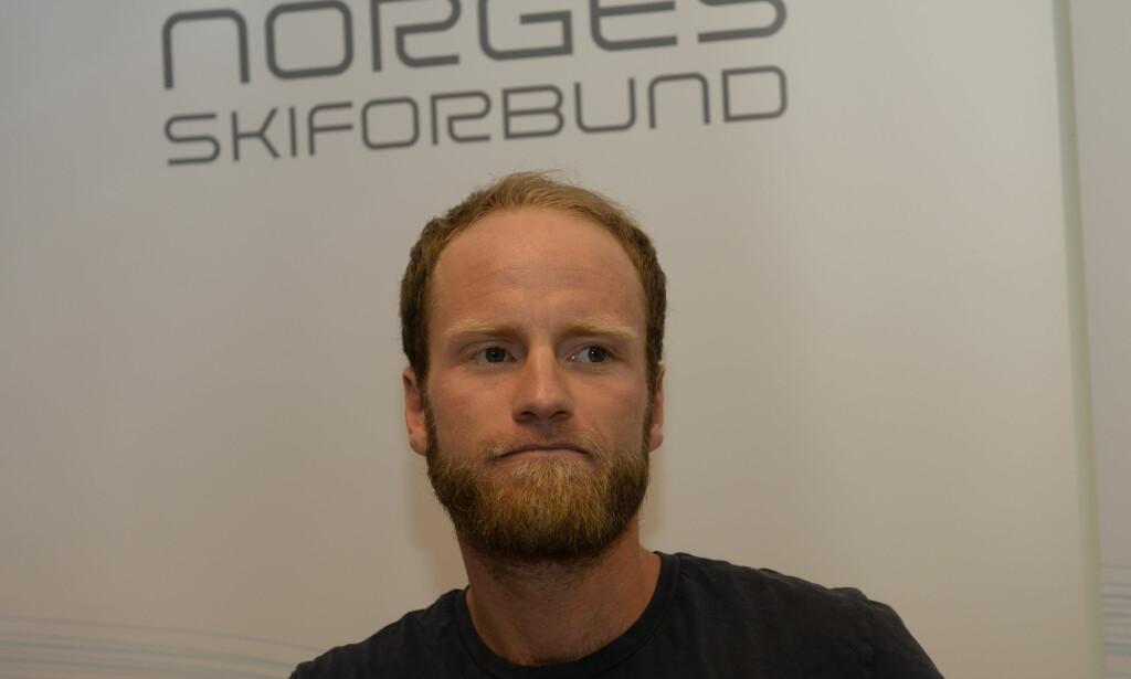SPONSOR TRAKK SEG: Samarbeidspartner Aleris trakk seg etter at Martin Johnsrud Sundby ble felt for feil bruk av astmamedisin. Foto: John Terje Pedersen