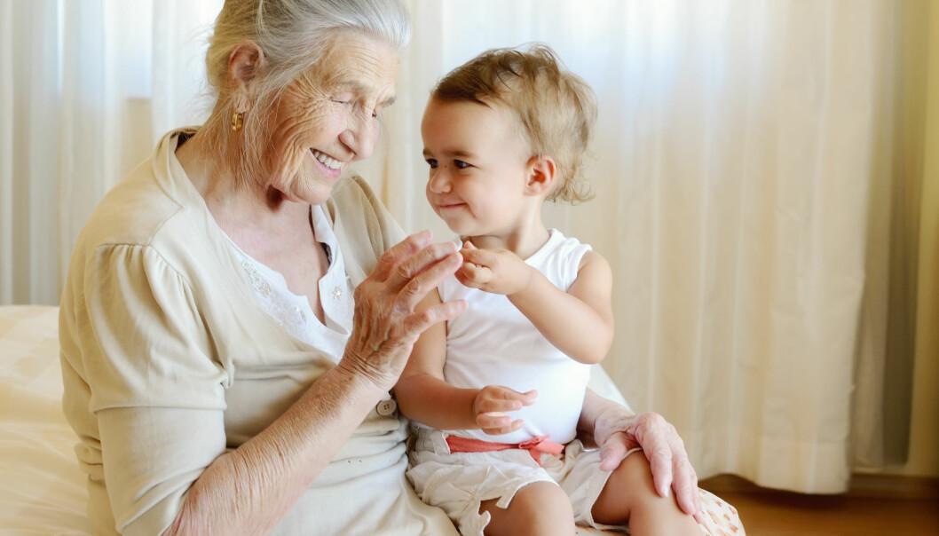 BABYSANG: Babysang er et gratis tilbud som gjerne arrangeres av lokale menigheter eller foreninger. FOTO: NTB Scanpix