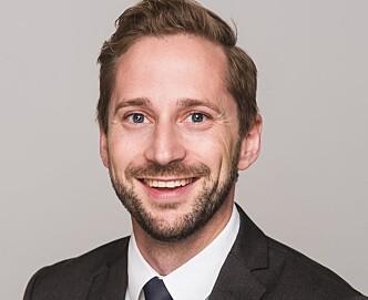 Paul Joakim Sandøy, advokatfullmektig i Elden