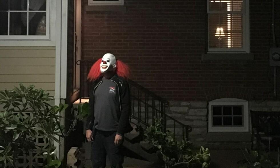 KLOVNER SKREMMER: Såkalte «killer clowns» har skremt i flere land. I tillegg til i Norge. Illustrasjonsfoto: Øistein Norum Monsen / Dagbladet
