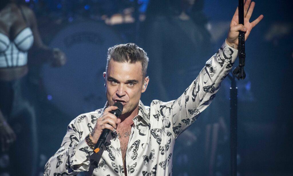 image: «Hele» kjendiseliten har sunget i talkshow-stjernas bil. Da Robbie Williams tok kontakt, ble det blankt nei