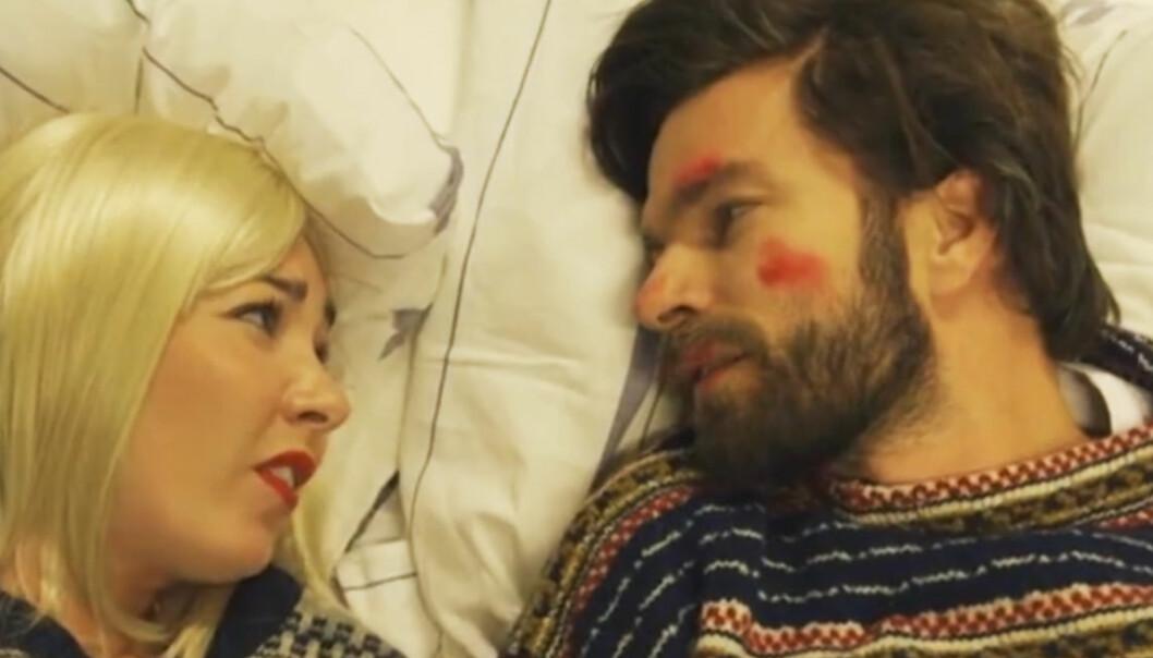 Dansk «Skam»-parodi går som en farsott på nett