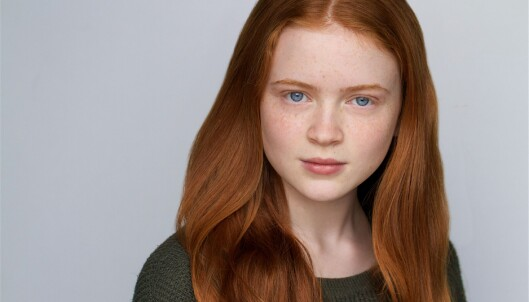 <strong>NY ROLLE:</strong> Sadie Sink spiller Max. Foto: Netflix