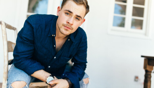 <strong>NY ROLLE:</strong> Dacre Montgomery spiller Billy. Foto: Netflix