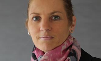 Camilla Steinum Hansen, president, Den norske tannlegeforeningen.