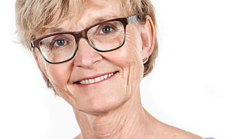 Hilde Aga, leder, Norsk Tannpleieforening.