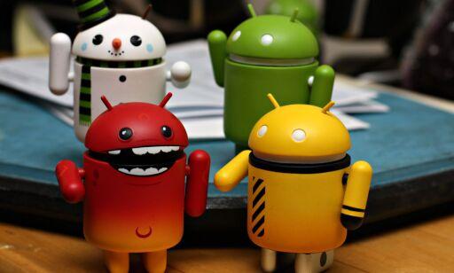 image: Slik bruker du Android-widgets