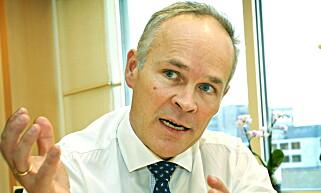 HØRER PÅ STORTINGET: Kommunal og moderniseringsminister  Jan Tore Sanner. Foto: Jacques Hvistendahl / Dagbladet